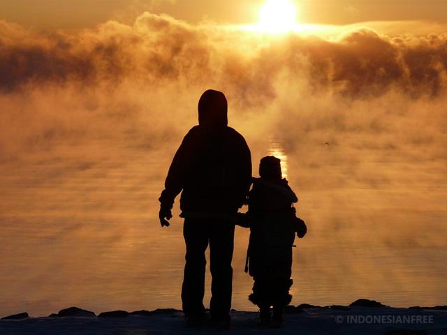 Kisah Inspiratif Kehidupan Nyata Perjuangan Seorang Bapak