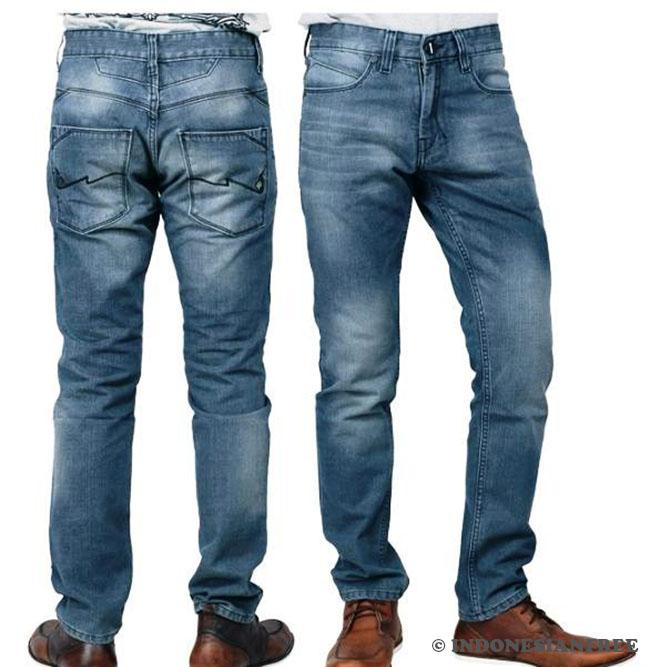Celana Panjang Pria Slim Fit