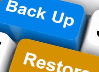 cara backup data laptop yang tidak bisa masuk windows