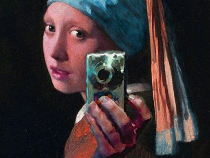 pengertian dan sejarah foto selfie