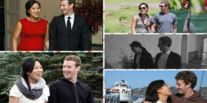 istri pendiri facebook mark zuckerberg