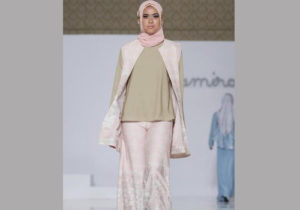 model hijab 2016 clean cut