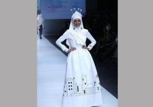 model hijab 2016 putih
