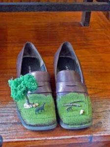 sepatu unik dan cantik