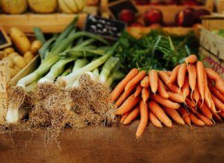 kandungan gizi wortel