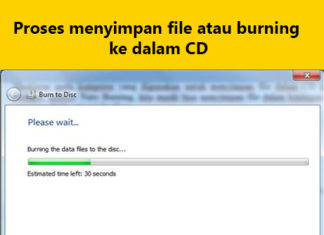 cara mengcopy cd ke flashdisk dengan nero