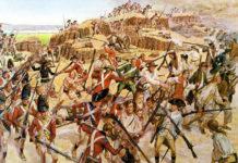 revolusi besar dunia dan pengaruhnya terhadap umat manusia Revolusi Amerika (1775-1783)