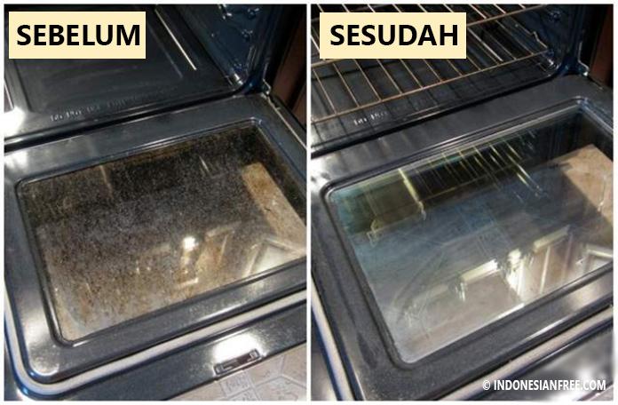 cara membersihkan alat dapur yang terbuat dari besi