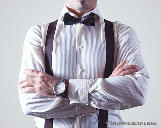cara memilih kemeja lengan panjang untuk pria gemuk 2