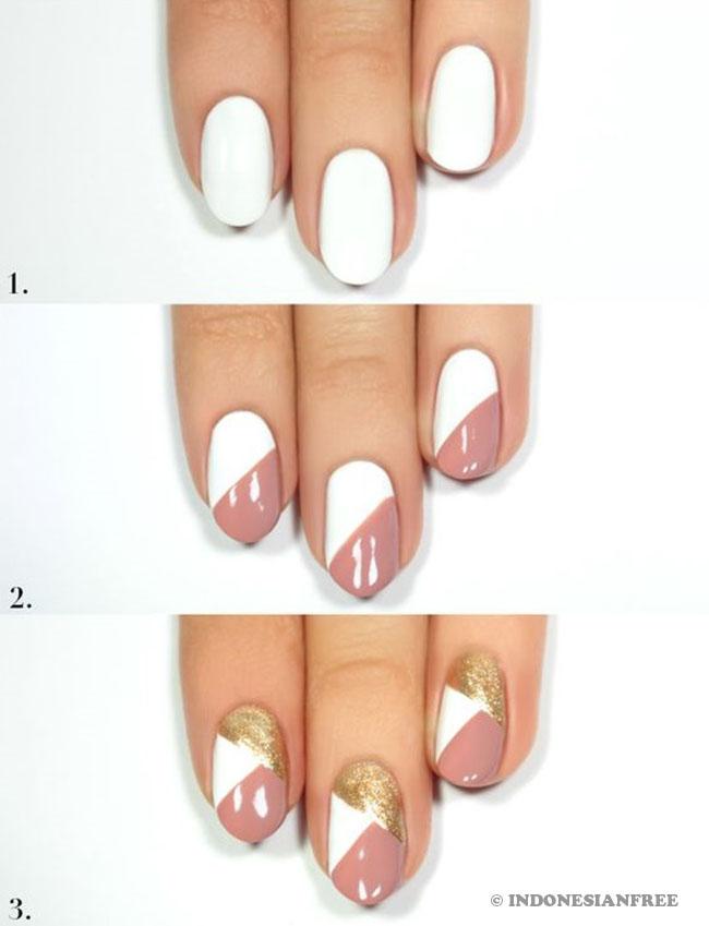 cara nail art kuku sendiri