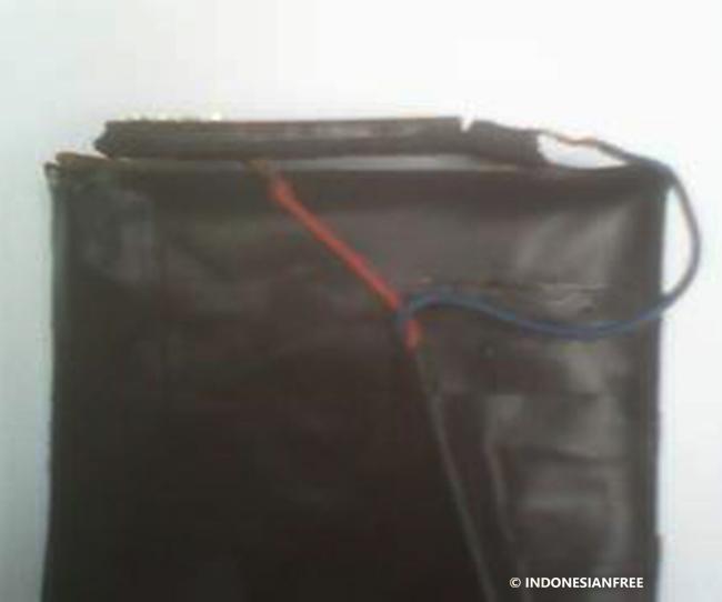 memanfaatkan baterai hp bekas