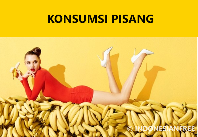 pisang pepaya straberry jeruk makanan penyembuh asam urat