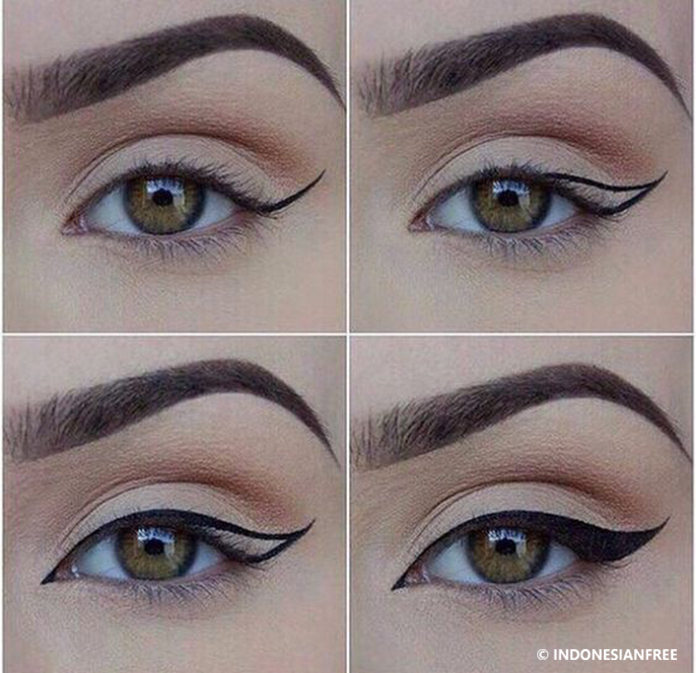 tutorial make up simple wardah
