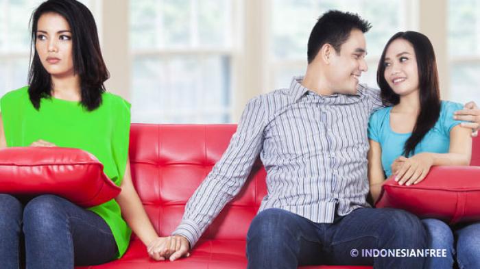alasan pria beristri mencintai wanita bersuami