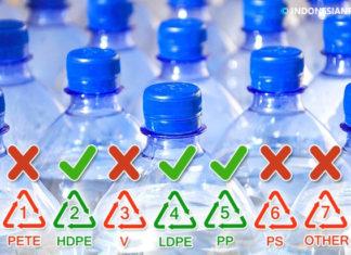 bahaya penggunaan botol plastik berulang