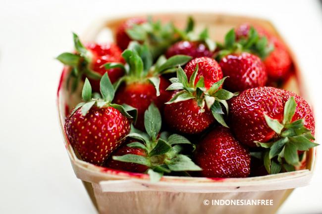 buah yang bagus untuk kulit wajah