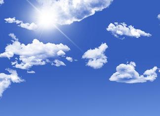 mengapa langit berwarna biru menurut fisika