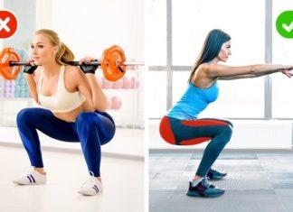 gerakan olahraga untuk menurunkan berat badan