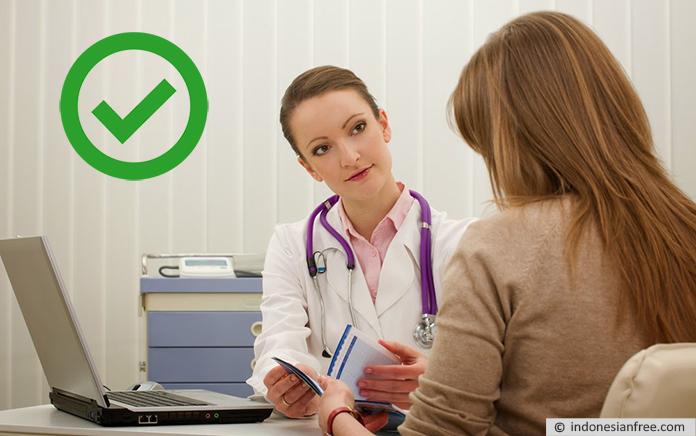 Konsultasikan Pada Dokter
