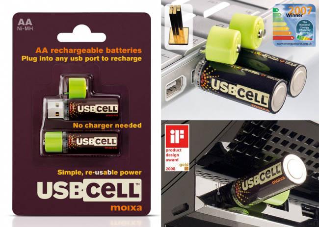Baterai ini unik