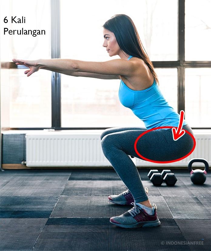 cara membuat badan tegap
