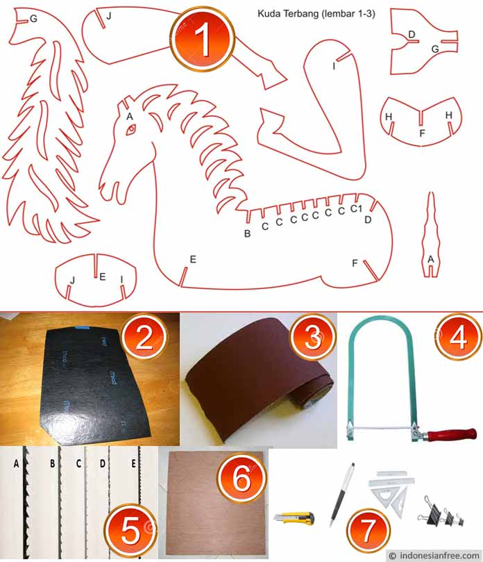 cara membuat kerajinan tangan dari kayu triplek