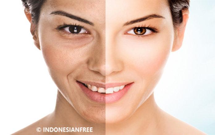 cara mengatasi wajah kusam dan hitam