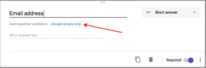 cara menyimpan google form