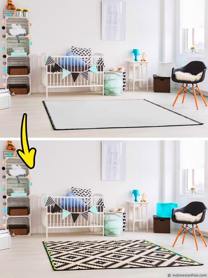 warna cat kamar tidur agar terlihat luas
