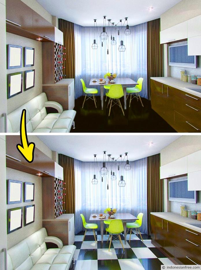 dekorasi rumah agar terlihat lebih hidup
