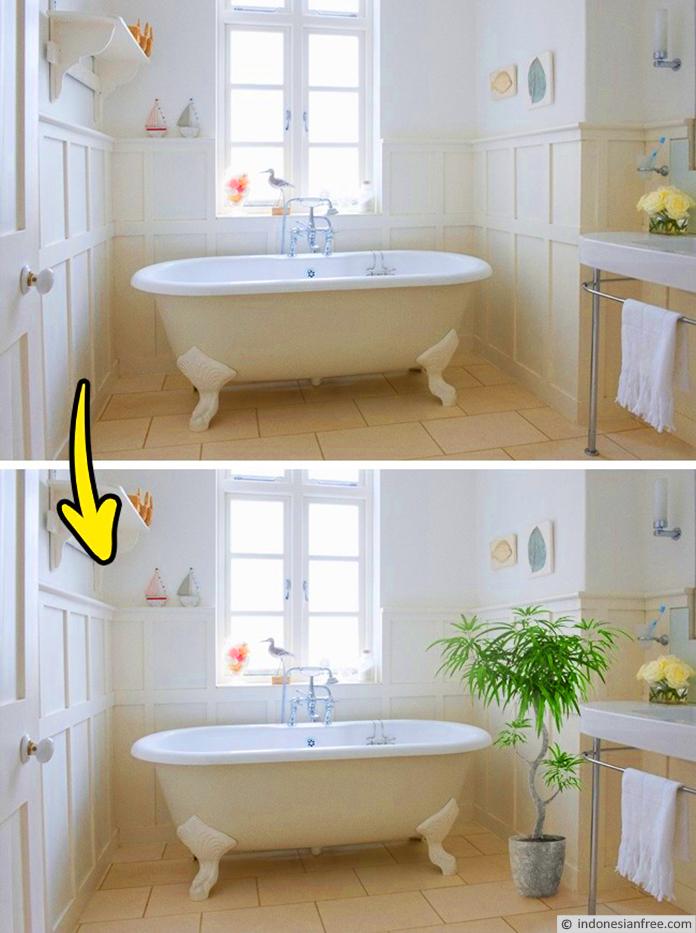 cara menata rumah kecil sederhana