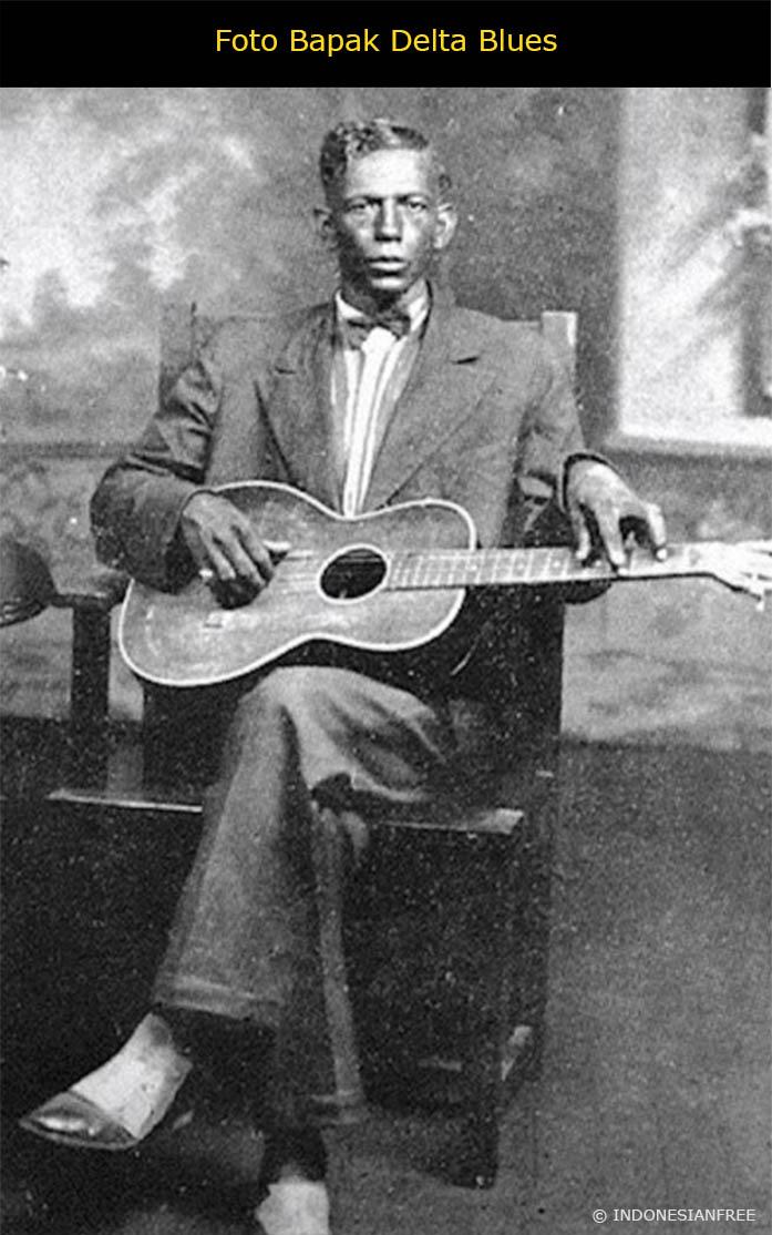 Foto Bapak Delta Blues