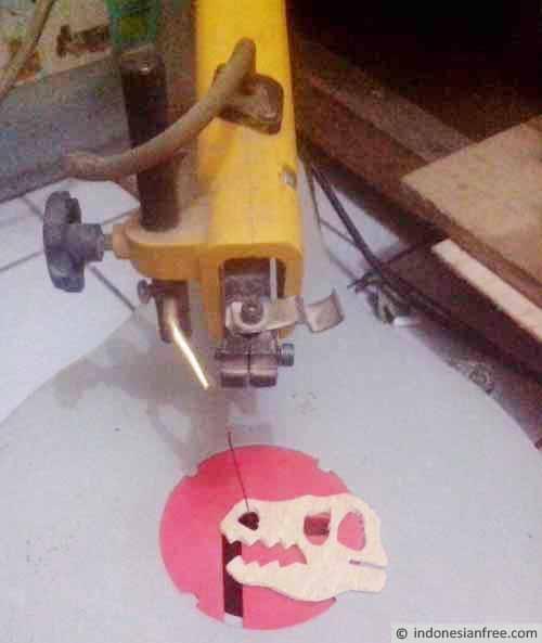 cara membuat kerajinan tangan dari kayu sederhana