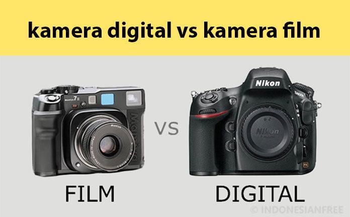 kamera digital vs kamera film