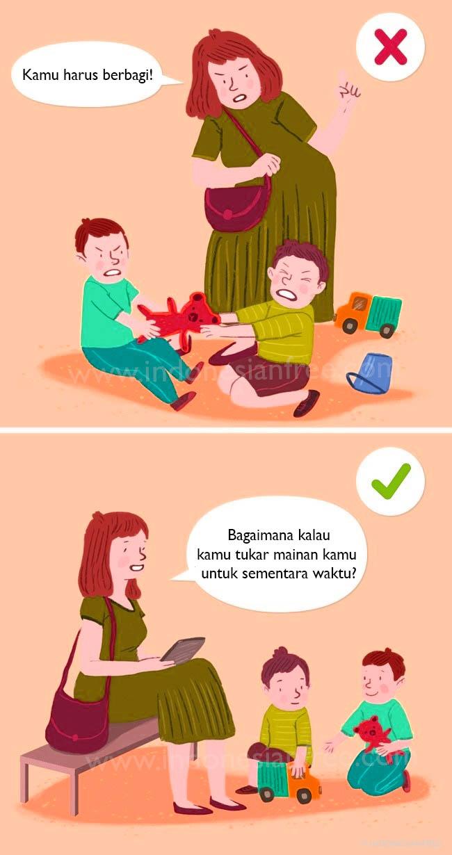 kata-kata yang salah pada anak