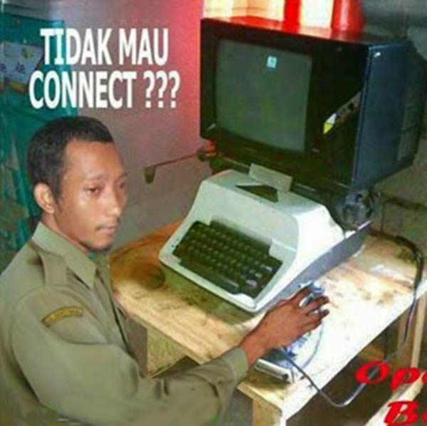 komputer dan Mesin Ketik