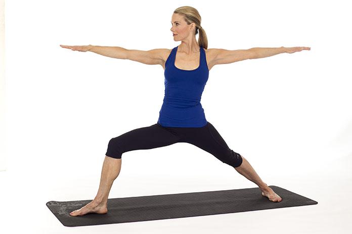 latihan yoga untuk memperbesar payudara