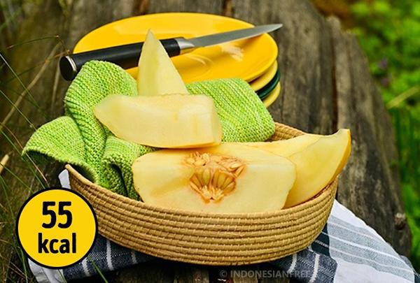 melon daftar menu diet sehat dan murah