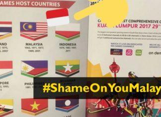 pelecehan malaysia terhadap indonesia