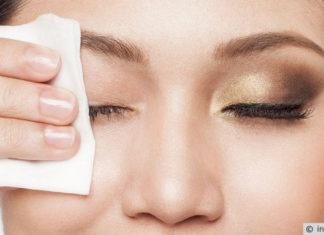alternatif membersihkan make up
