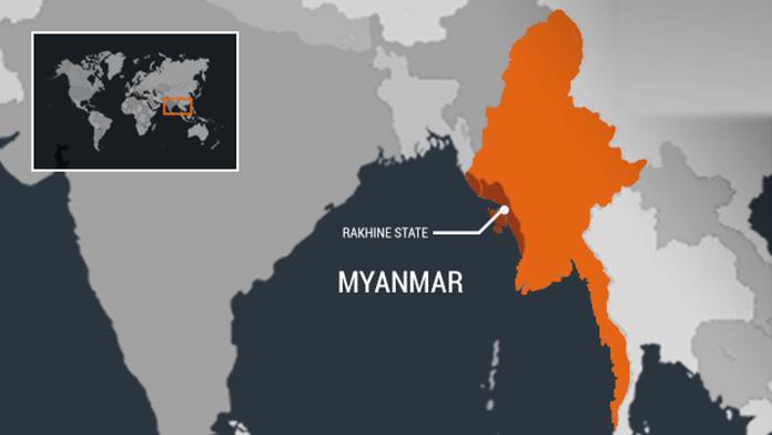 asal usul rohingya