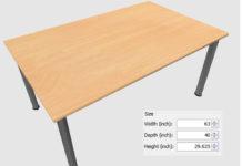 cara belanja furniture online