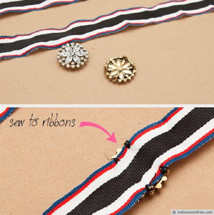cara buat gelang dari tali