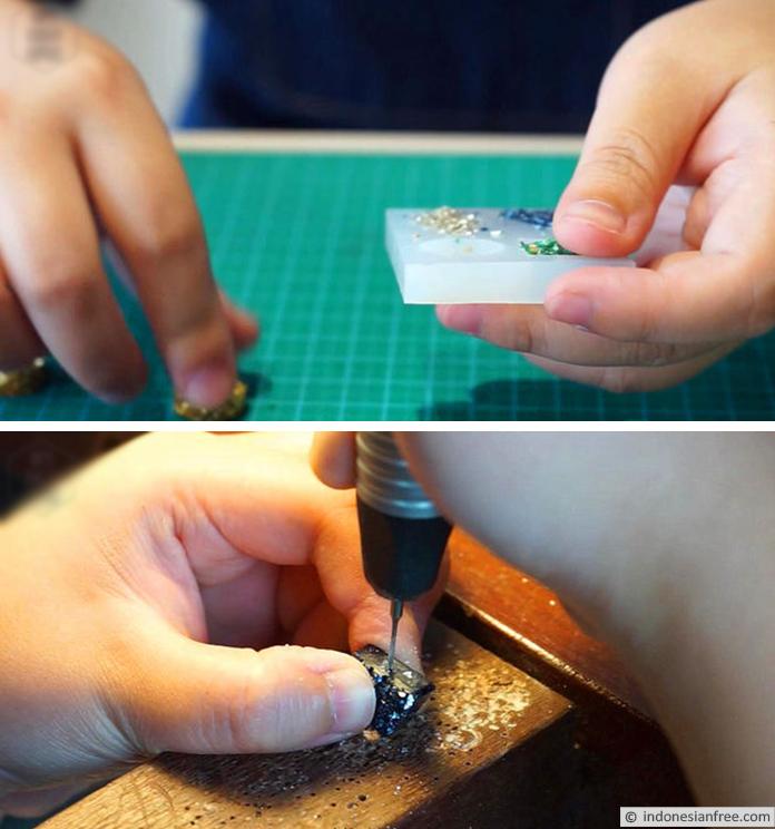 cara membuat gelang nayla