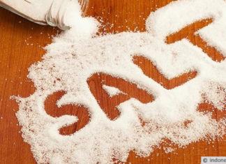 cara membuat masker garam untuk rambut