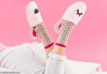 cara membuat sandal rumah dari kain flanel