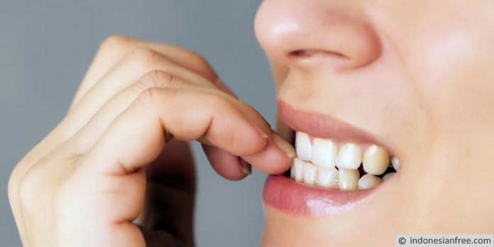 cara menghilangkan kebiasaan buruk gigit kuku