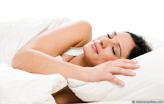 Bantu Tidur Semakin Nyenyak