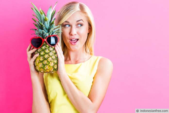 manfaat buah nanas untuk program diet