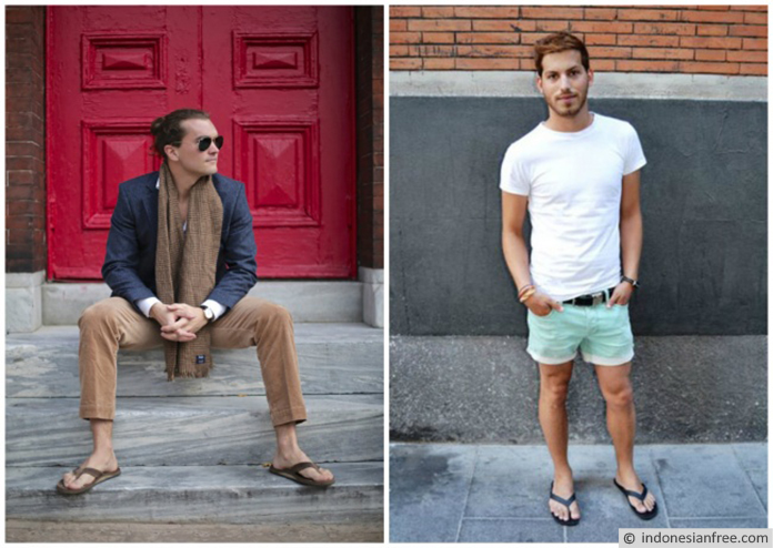 cara berpakaian simple tapi elegan